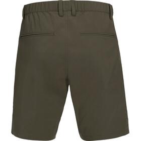 Peak Performance Treck Cargo Shorts Men Terrain Green